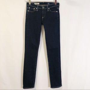 AG The Stilt Cigarette Leg Jeans Size 24